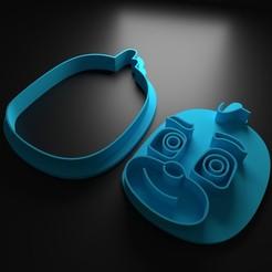 Télécharger modèle 3D Lutteur libre, Patito_Metalero