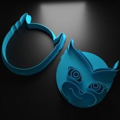 Descargar diseños 3D Luchadora cortadora de galleta, Patito_Metalero