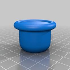 Descargar diseños 3D gratis Tapon botella de Vidrio, Taladrodesing