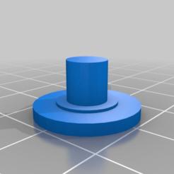 Télécharger fichier impression 3D gratuit Plug - Tapa Spinner - Ruleman 627 (remplaçant 608), Taladrodesing