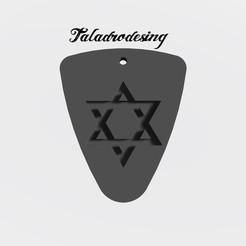 Download free STL file I said Star of David • Design to 3D print, Taladrodesing