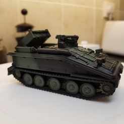 Download 3D printing models FV102 Striker MIlitary Vehicle, vc10cmk1