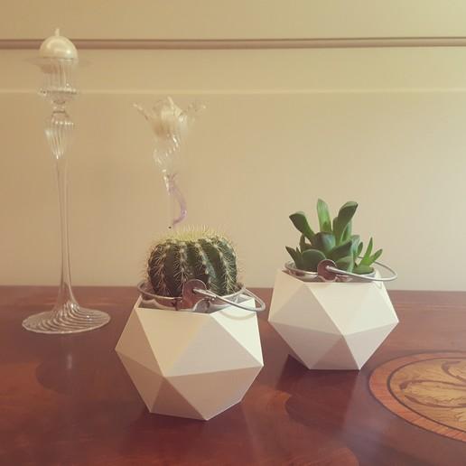 Télécharger plan imprimante 3D gatuit Vase géométrique, BUGA