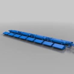 Saturn_c16_ce.png Download free STL file Saturn 16 Civilian Transport • Model to 3D print, BadHaircut