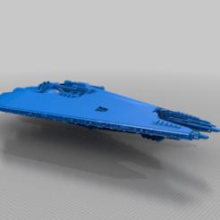 Narn_ThNor_Class_Light_Cruiser1.png Télécharger fichier STL gratuit Croiseur de classe Narn - Th'Nor • Objet imprimable en 3D, BadHaircut