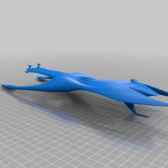 Drakh_Cruiser_Cel.png Télécharger fichier STL gratuit Croiseur Drakh • Design imprimable en 3D, BadHaircut