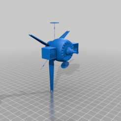GOD_cel.png Download free OBJ file EA - Aegis GOD platform alternate versions • 3D printer object, BadHaircut