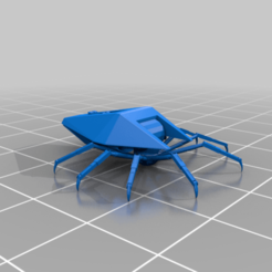 onemanbreach.png Download free STL file Narn - Breaching Pod • 3D print template, BadHaircut