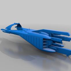 ValorCruiserupdate.png Télécharger fichier STL gratuit Moradi - Valor Cruiser • Plan imprimable en 3D, BadHaircut