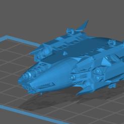 Capture.PNG Download free STL file Monsoon Class Gunboat • 3D printer template, BadHaircut