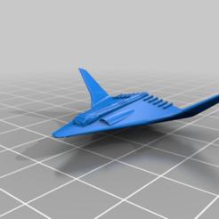 Download free STL Centauri Atmospheric Shuttle, BadHaircut