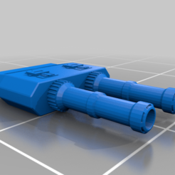 Vorchan_type_1_alt.png Download free STL file Centauri Weapons pack • Object to 3D print, BadHaircut