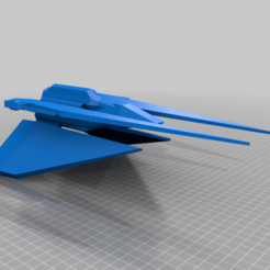 Impresiones 3D gratis Narn - Luchador de la clase Tor'Eth, BadHaircut