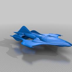 Download free 3D model Anla'shok - Liandra Battle Frigate, BadHaircut