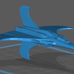 Download free 3D printing designs Centauri Aquila class cruiser, BadHaircut