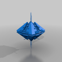 Descargar archivos 3D gratis El puesto de avanzada centauri en Ragesh III, BadHaircut