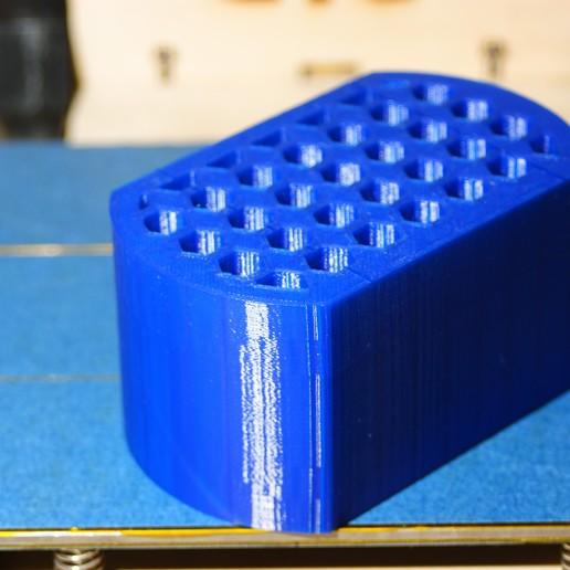 Download free 3D printer designs YN 560 speedlite grid, simonwright30sw