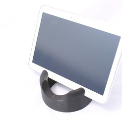 IMG_0612.JPG Download free STL file high tablet stand • Template to 3D print, simonwright30sw