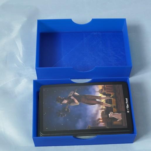 Télécharger STL gratuit Boîte de cartes, simonwright30sw