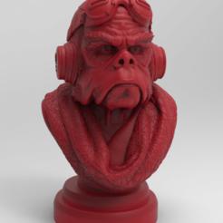 Descargar modelo 3D Kuill - El Mandaloriano, garudagr