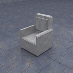 Descargar diseños 3D Silla, Lowneshewn