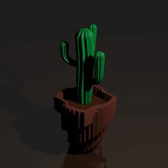 Télécharger fichier imprimante 3D Vase Cube en spirale, Lowneshewn