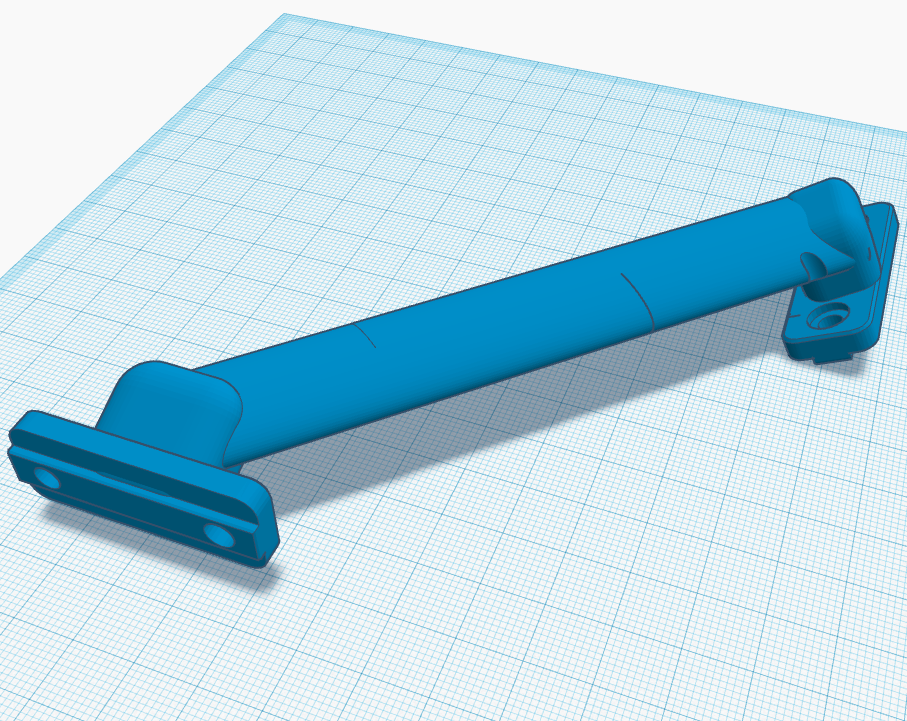 Captura de pantalla 2020-01-02 a las 22.55.28.png Download free STL file Stabilizer SupportDelta Anycubic Kossel • Object to 3D print, desmojorge