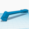 Captura de pantalla 2020-01-02 a las 22.56.20.png Download free STL file Stabilizer SupportDelta Anycubic Kossel • Object to 3D print, desmojorge