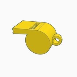 Imprimir en 3D gratis El mejor silbido fuerte en Thingiverse, joe_lepack