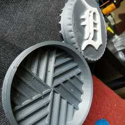WhatsApp Image 2020-09-30 at 5.42.41 PM.jpeg Download STL file Detroit Tigers Grinder • 3D printing template, tarachiu225