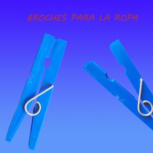 Télécharger fichier 3MF gratuit Épingles à linge • Modèle pour impression 3D, 3Leones