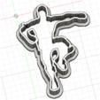 Télécharger fichier STL gratuit Coupeuse de fortnites • Modèle pour impression 3D, 3Leones