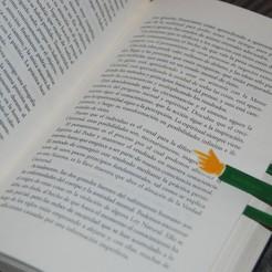 Download 3D printer files leaf marker, 3Leones