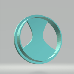Download free 3MF file cutting circle • Model to 3D print, 3Leones
