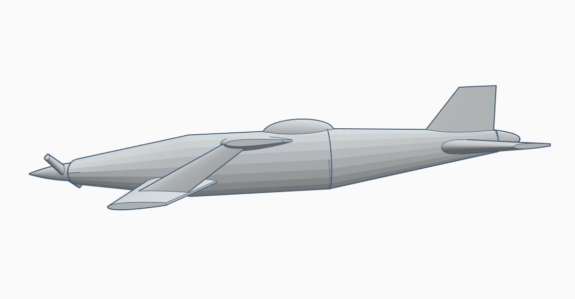 Biplane1.png Télécharger fichier STL gratuit Biplans de course • Modèle à imprimer en 3D, wahlentom