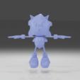 sonic 2.png Télécharger fichier STL gratuit Sonic • Objet pour impression 3D, NathanFrn