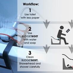 Télécharger modèle 3D BUDGETBIDET, iTEKTUR