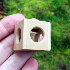 Descargar archivo 3D gratis Cubo imposible, ftesla77