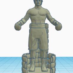 Télécharger fichier STL gratuit Rocky • Plan pour impression 3D, bvhephotographie