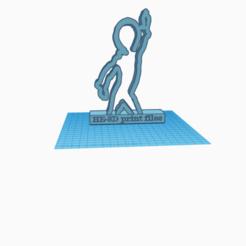 Télécharger objet 3D gratuit Porte serviette, bvhephotographie