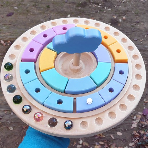IMG_20201122_164629.jpg Download free STL file Waldorf calendar toy • 3D printing object, llun_artes