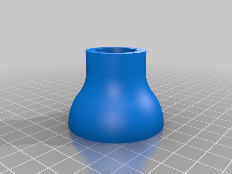 ender_5_plus_feet.png Télécharger fichier STL gratuit Creality Ender 5 plus pieds d'imprimante Squash Ball • Plan imprimable en 3D, Jangie