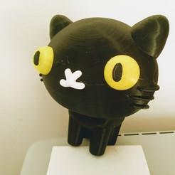 Descargar modelo 3D gratis Gato Mío (Pucca), Jangie