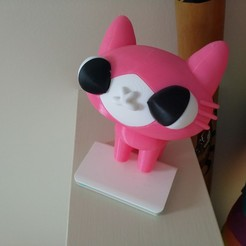 Descargar archivos 3D gratis Gato Yani (Pucca), Jangie