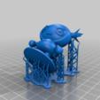 Garu_supports.png Télécharger fichier STL gratuit Garu du dessin animé Pucca • Plan à imprimer en 3D, Jangie