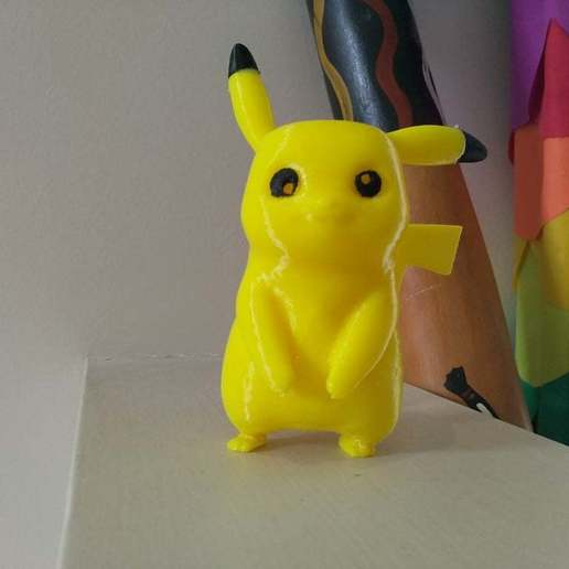 IMG_20200116_095526[1.jpg Download free STL file Pikachu MMU multi color with removable tail • 3D print design, Jangie