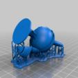 Bloom_Power_Puff_supports.png Télécharger fichier STL gratuit Les filles de la Powerpuff Blossom • Design imprimable en 3D, Jangie