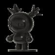 Gura_SLA_v4.png Télécharger fichier STL gratuit Garu du dessin animé Pucca • Plan à imprimer en 3D, Jangie