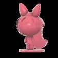 Blossom_Power_Puff_girl_SLA_v4.png Télécharger fichier STL gratuit Les filles de la Powerpuff Blossom • Design imprimable en 3D, Jangie