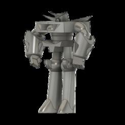 RoboDexo3000_SLA_v4.png Download free STL file Robo Dexo 3000 (Robot from Dexter's Laboratory) • 3D printable template, Jangie